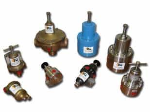 Matériel Atex 94/9/CE fabriqué sur demande - gamme de distribution : détendeur, déverseur, autorégulateur... Denouette distribution